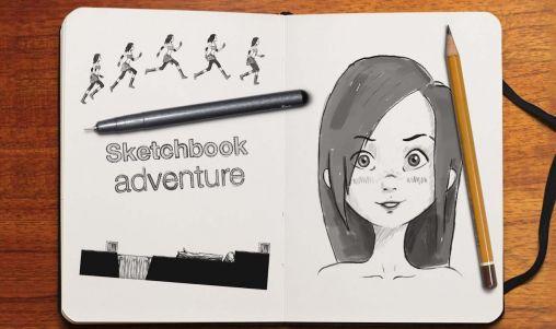 Sketchbook adventure icono