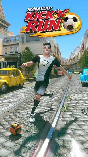 Cristiano Ronaldo: Kick'n'run captura de tela 1