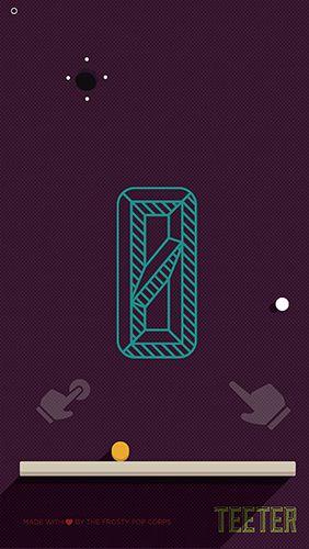 Arcade-Spiele: Lade Teeter auf dein Handy herunter