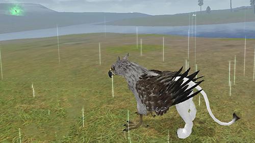 Clan of griffin: Simulator auf Deutsch