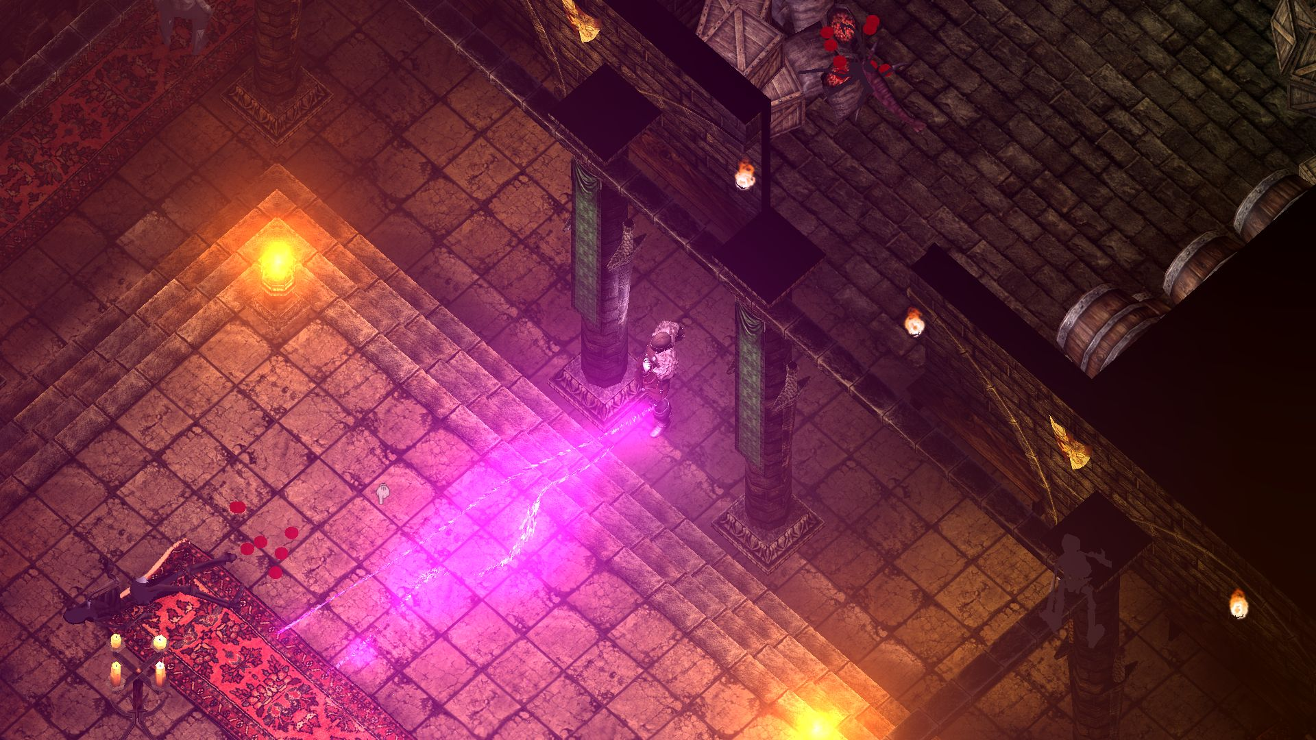 Powerlust - action RPG roguelike スクリーンショット1