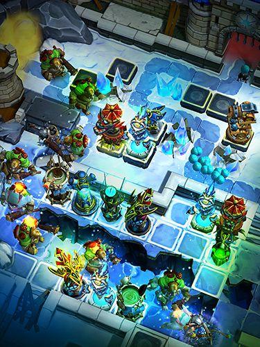 Jogos RPG: faça o download de Defensores 2 para o seu telefone