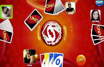 Screenshot UNO und Freunde auf dem iPhone