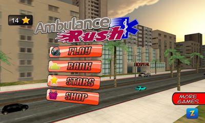 Ambulance Rush screenshot 2