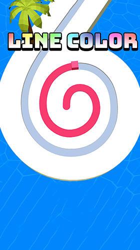 Line Color 3D screenshot 1