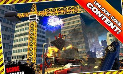 Traffic Panic 3D capture d'écran 1