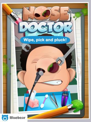 标志鼻子医生