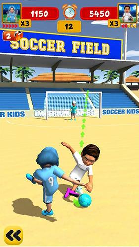 Soccer kids auf Deutsch
