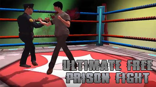 Ultimate free prison fight screenshot 1