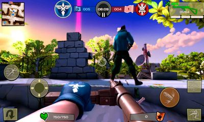 Blitz Brigade capture d'écran 1