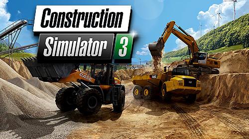 Construction simulator 3 Symbol