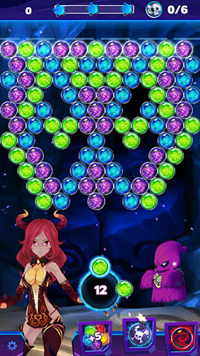 Purgatory inc: Bubble shooter auf Deutsch