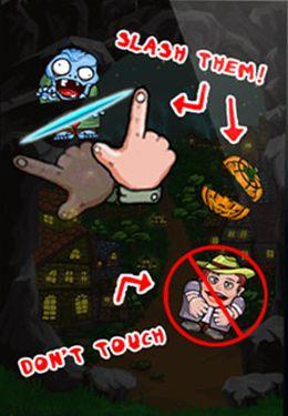 Capture d'écran Egorge des Zombies! sur iPhone