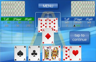 Card game 1000 for iPhone