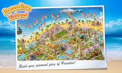 Paradise Island für Android