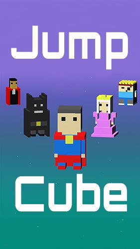 Jump cube Screenshot