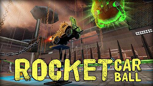 Rocket car ball captura de pantalla 1