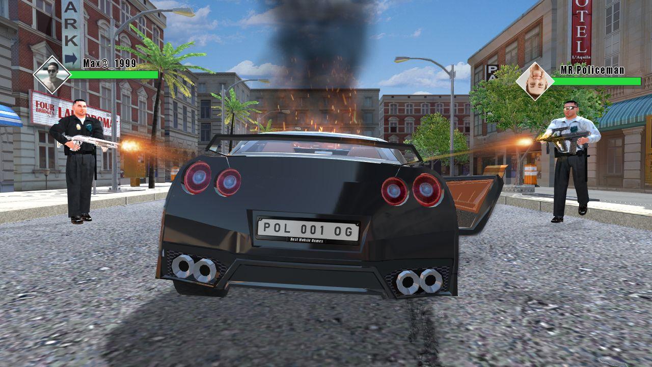 City Crime Online скриншот 1