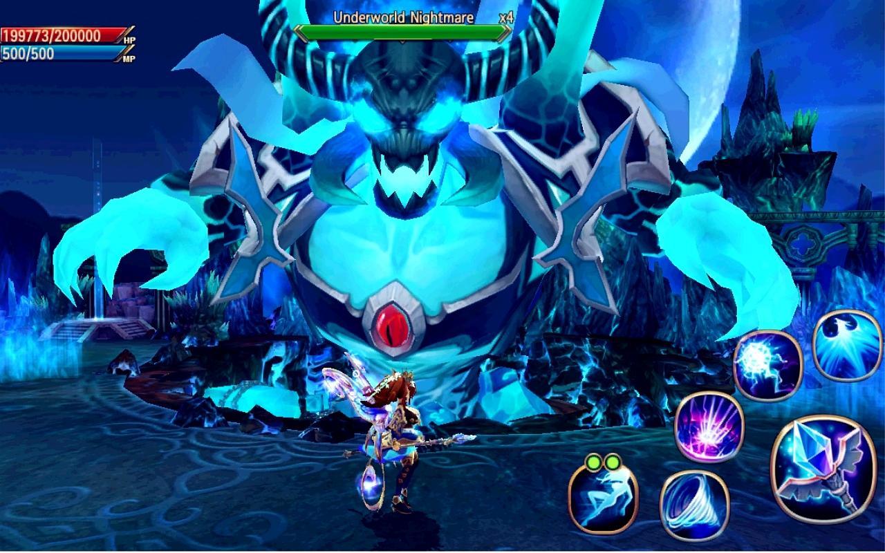 Sword of Chaos - Меч Хаоса captura de tela 1