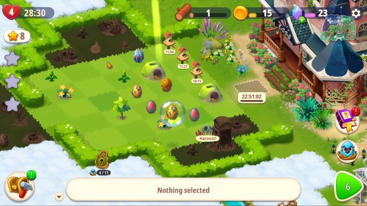 Merge Gardens capture d'écran 1