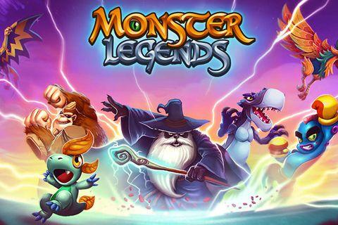 logo Monster Legenden
