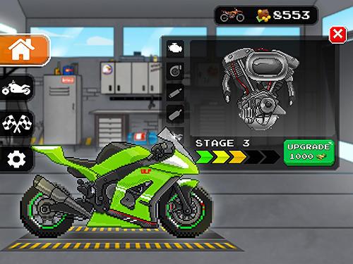 Moto quest: Bike racing screenshot 2