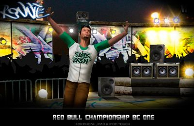 El campeón del Break Dance Red Bull para iPhone gratis