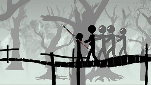 Stickman reaper for Android