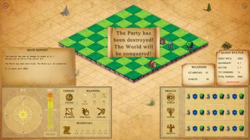 Dark worlds: Age of wars screenshot 4