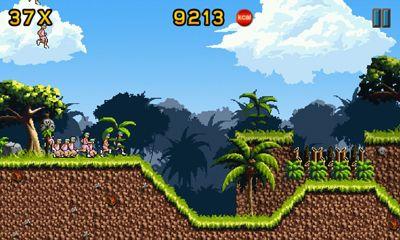 Arcade-Spiele Grim Joggers für das Smartphone