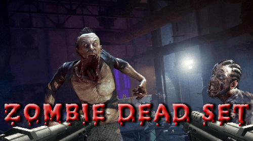 Zombie dead set Symbol