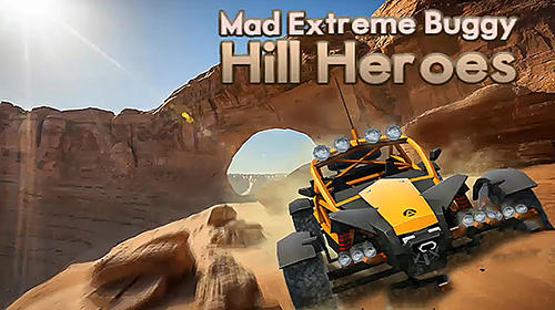 Mad extreme buggy hill heroes Screenshot