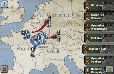 Triumpf der Generäle auf Deutsch
