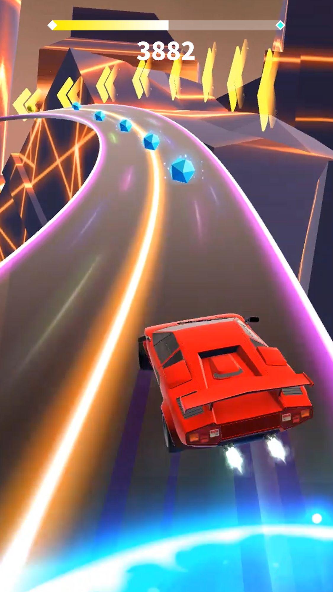Racing Rhythm скріншот 1