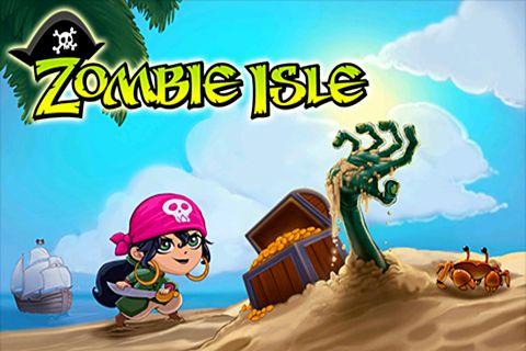 logo L'Ile de Zombies