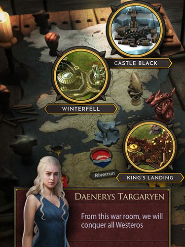 Screenshot Game of Thrones: Eroberung auf dem iPhone