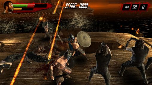 300: Rise of an Empire. Seize your glory для Android