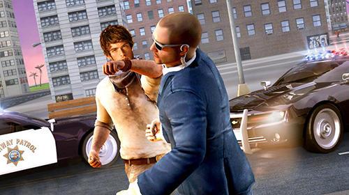 Crime Mafia gangster Vegas crime in San Andreas city in English