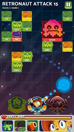 Arcade games Warpods for smartphone