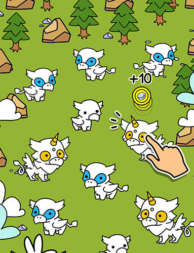 Griffin evolution: Merge and create legends! für Android