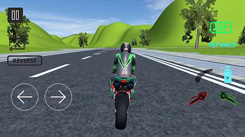 Moto extreme racing auf Deutsch
