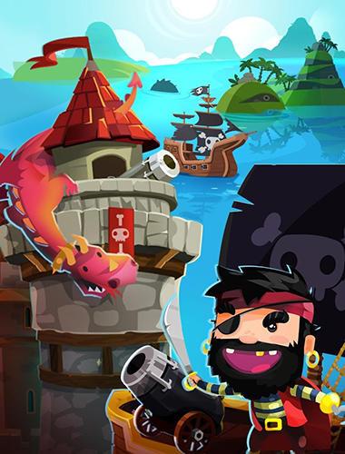 Arcade-Spiele: Lade Piratenkönige auf dein Handy herunter