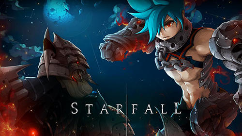 Star fall icono