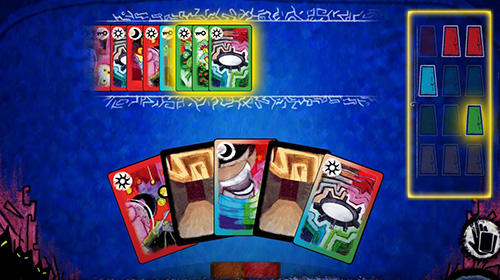 Onirim: Solitaire card game auf Deutsch