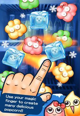 Jogos de arcade: faça o download de Fritar o Milho! para o seu telefone
