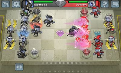 Hero Academy screenshots