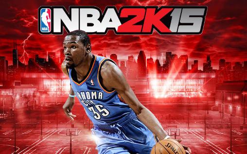 logo NBA 2K15