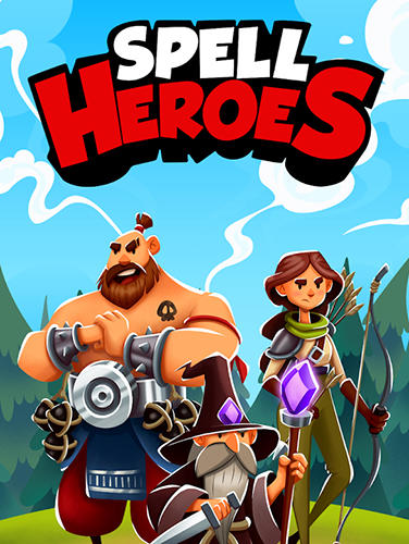 Capturas de tela de Spell heroes: Tower defense