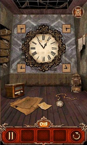 Escape action для Android