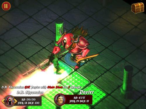 RPG-Spiele: Lade Dungeon Kriecher: Metall auf dein Handy herunter